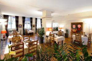 Hôtel Restaurant La Cigogne, Hotel  Munster - big - 50