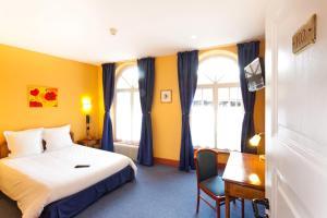 Hôtel Restaurant La Cigogne, Hotel  Munster - big - 20