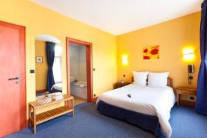 Hôtel Restaurant La Cigogne, Hotel  Munster - big - 21