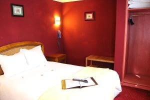 Hôtel Restaurant La Cigogne, Hotel  Munster - big - 53