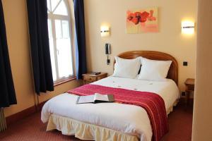 Hôtel Restaurant La Cigogne, Hotel  Munster - big - 24