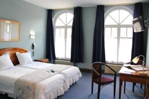 Hôtel Restaurant La Cigogne, Hotel  Munster - big - 27