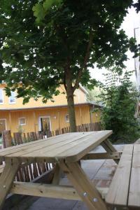 Ahoi-Gästehaus, Penziony  Hamburk - big - 29