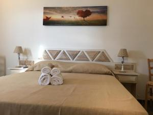 Monti di Jogliu, Farm stays  Arzachena - big - 12