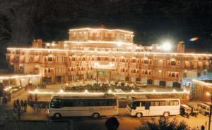 Hotel Raj Vilas Palace