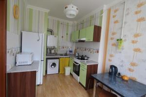 Apartment on Divnomorskaya, 16, Apartmány  Gelendzhik - big - 10