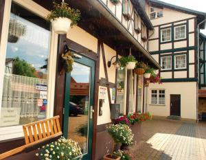 Hotel Abtshof, Penzióny  Halberstadt - big - 51