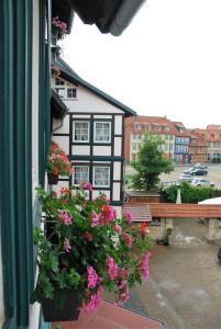 Hotel Abtshof, Penzióny  Halberstadt - big - 49