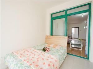 Qingdao Golden Beach Sihaiju Seaview Apartment Hai'an Fengqing Branch, Апартаменты  Huangdao - big - 6