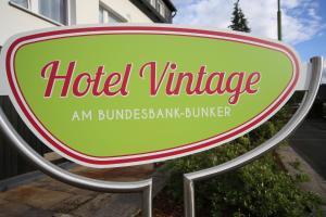 Hotel Vintage Am Bundesbank-Bunker