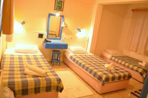 Kavala Studio Hotel, Отели  Бодрум - big - 3