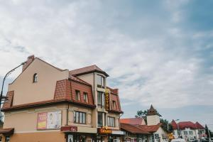 Svitanok, Hotel  Bohorodchany - big - 1