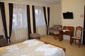Svitanok, Hotel  Bohorodchany - big - 6