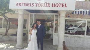Памуккале - Artemis Yoruk Hotel