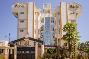 Ikonia Apartments & Hotel
