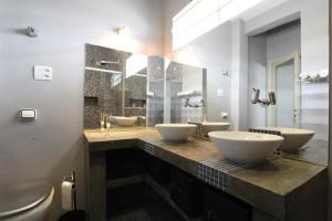 Topazio SP 71, Appartamenti  San Paolo - big - 43