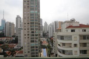 Topazio SP 71, Apartmány  Sao Paulo - big - 12