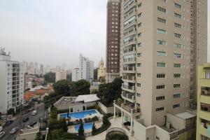 Topazio SP 71, Apartmány  Sao Paulo - big - 38