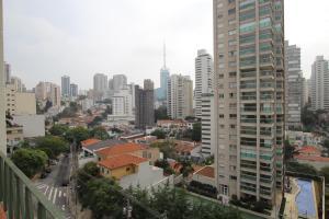 Topazio SP 71, Apartmány  Sao Paulo - big - 26