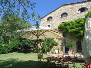 Can Serola, Hotel  Sales del Llierca - big - 66