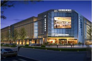 Tianjing Manhatton Hotel