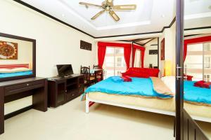 Jomtien Beach Condo by Pattaya Reality, Apartmány  Jomtien - big - 3