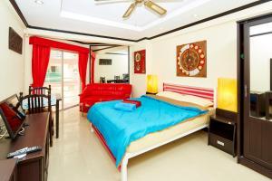 Jomtien Beach Condo by Pattaya Reality, Apartmány  Jomtien - big - 11