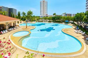 Jomtien Beach Condo by Pattaya Reality, Apartmány  Jomtien - big - 1
