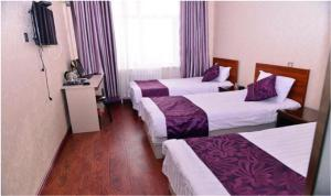 Qihang Hotel Harbin Taiping Airport, Hotel  Harbin - big - 12