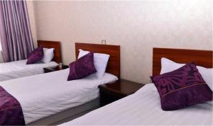Qihang Hotel Harbin Taiping Airport, Hotel  Harbin - big - 9