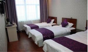 Qihang Hotel Harbin Taiping Airport, Szállodák  Haerpin - big - 19