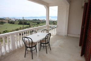 Balcony/terrace Apartment Sveti Petar 6174c