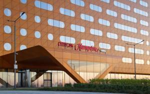 Отель Hampton by Hilton ExpoForum - фото 11