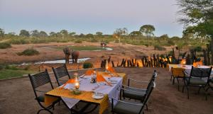 Elephant Valley Lodge, Chaty v prírode  Kasane - big - 17