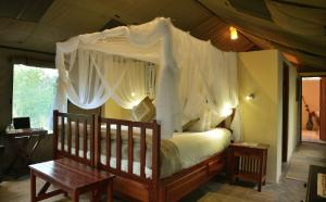Elephant Valley Lodge, Лоджи  Kasane - big - 13