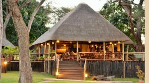 Elephant Valley Lodge, Лоджи  Kasane - big - 5