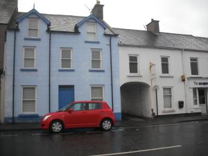 The Blue House Apartments