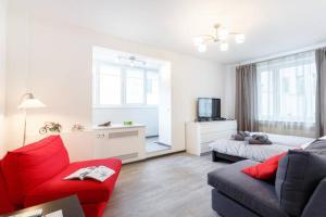 Daily Rooms Apartment at Octyabrskaya