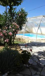 Chambres d`hôtes Shabby, Bed & Breakfasts  Salles-d'Aude - big - 20