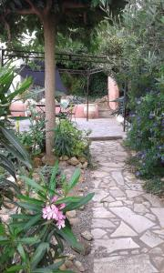 Chambres d`hôtes Shabby, Bed & Breakfasts  Salles-d'Aude - big - 18