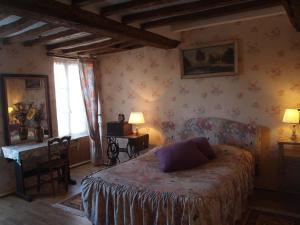 Chambres et Tables d'hôtes à l'Auberge Touristique, Bed & Breakfast  Meuvaines - big - 29