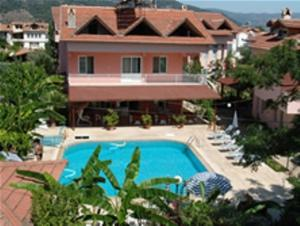 Далян - Tufan Apartment