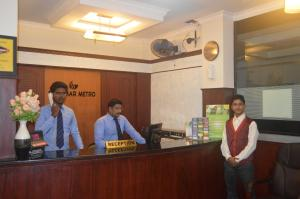 Shalimar Metro, Hotels  Cochin - big - 27
