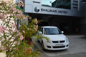 Shalimar Metro, Szállodák  Kocsín - big - 33
