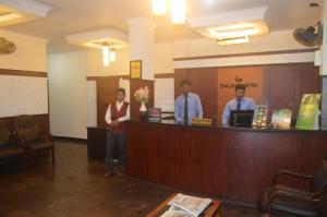 Shalimar Metro, Hotels  Cochin - big - 28