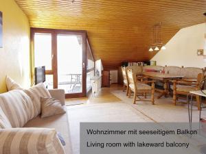 Ferienwohnung Seeblick am Bodensee