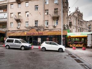 Апартаменты CityApartments Kiev - фото 23