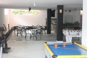 Hotel Arco Iris, Hotely  Villanueva de Arosa - big - 9