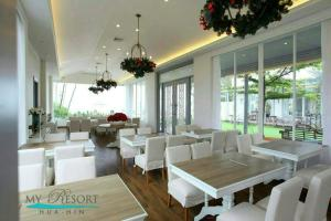 My Resort - HuaHin Unit E304, Apartmány  Hua Hin - big - 4