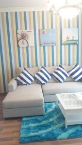 My Resort - HuaHin Unit E304, Апартаменты  Хуахин - big - 11